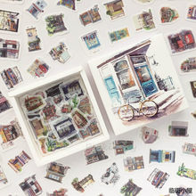 Листы Фэнтези звездное небо пуля журнал декоративные наклейки из бумаги васи мешок Скрапбукинг палочка этикетка канцелярские наклейки для...(Китай)