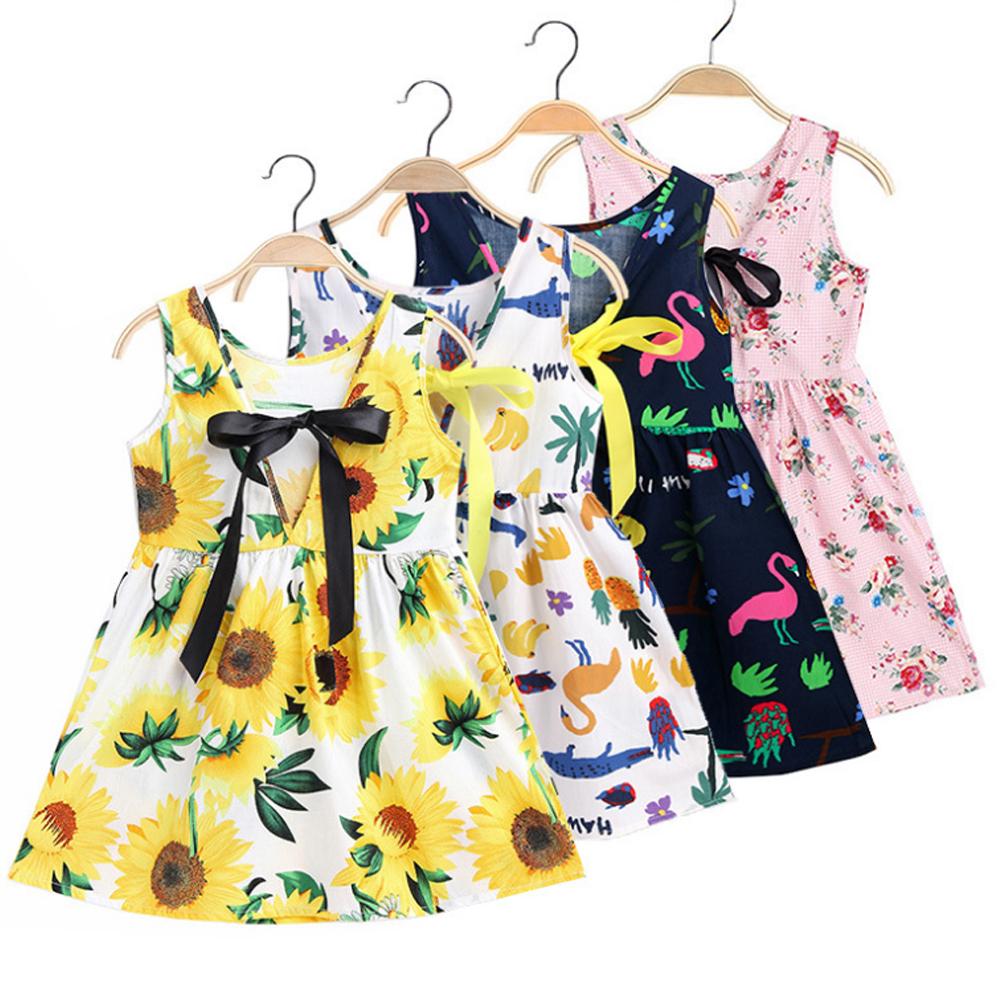 Nuovi bambini di estate sottile abbigliamento 2020 del vestito del bambino della ragazza abiti