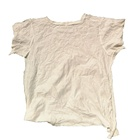 Wiping absorbent quality industrial cleaning bulk 10 20 100 kg white 100%cotton t shirts rags