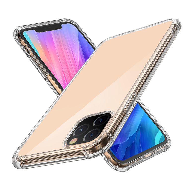 Ultra Slim Shockproof Transparent Mobile Phone <strong>Cover</strong> For iPhone 11 Pro Max 2019 TPU Clear Case