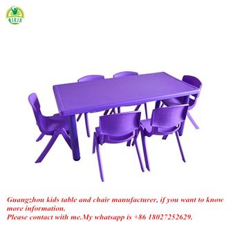 Tavoli E Sedie In Plastica Per Bambini.Bambini Set Di Mobili Per Bambini Tavoli E Sedie Di Plastica Per