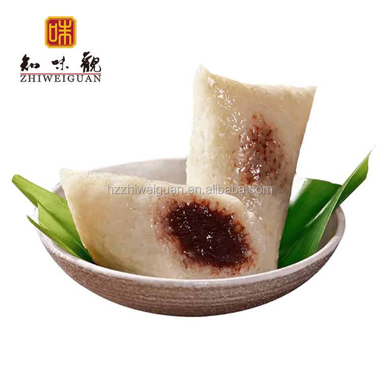 Frozen Red bean paste rice dumpling food sweet snacks