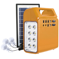 Kenya Ethopia Tanzania Nigeria Ghana Tunisa Libya sell Multifunction Portable Home Lighting Solution Solar Power light System
