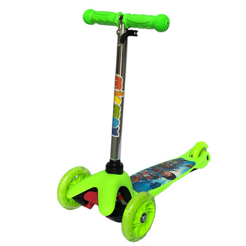 Colorful High Quality Kids Kick Scooter 3 Wheel