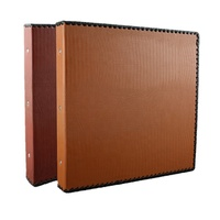 Post bound 40 pages Self-stick sheet Photo Album 12x12 inch 315*325mm Large size PU Leather family Photo book Albums
