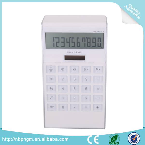 Office Stationery Non Programmable One to One Function Ordinary Calculator