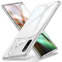 ESR For Note 10 Note 10 Plus Air Armor Ultra Thin Scratch-Resistant Clear tpu phone case for Note 10