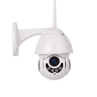 Wifi Security Dome Outdoor Onvif Video Smart Wireless 2 Way voice Surveillance Ptz Camera
