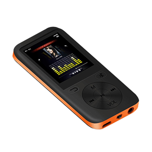 HIFI digital audio player bluetooth 8gb memory MP3 MP4 with aux output SD card slot