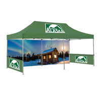 Large 10X20ft 3x6m Pop up Exhibition Outdoor Folding Gazebo Tent for Event Trade Show Canopy Advertising Tent
