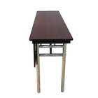 Table Room Modern Design MFC Meeting Table Conference Room Desk With Chairs