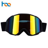 High Quality Wholesale Sports Custom Snowboard Safety Helmet Google Ski Snow Glasses Oem