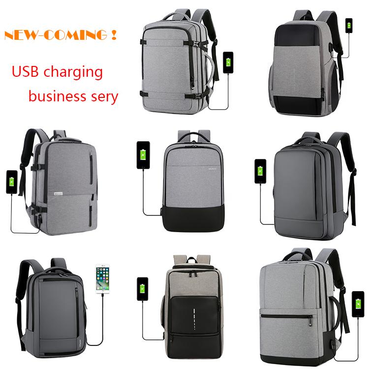 Grande capacité mode étudiant portable sac à dos de voyage imperméable cartable sac à dos