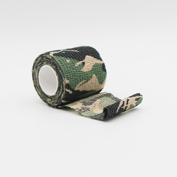 outdoor accessories Removable & re-usable cloth tape CAMO COTTON TAPE