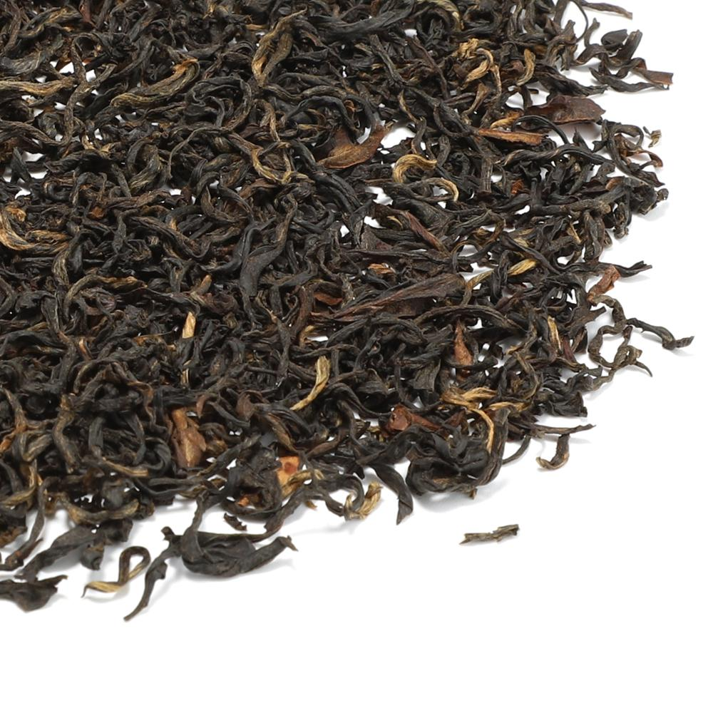 Bulk Loose Leaf Huangshan Keemum Black Maofeng Tea for Milk Tea Drink Popular High Mountain High Quality Healthy Black Tea - 4uTea | 4uTea.com