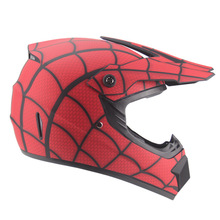 Neue motorrad motorrad <span class=keywords><strong>helm</strong></span> kinder batterie auto <span class=keywords><strong>helm</strong></span> mountainbike <span class=keywords><strong>spinne</strong></span> web volle <span class=keywords><strong>helm</strong></span> DH downhill pirate schädel