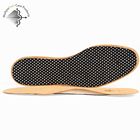 Sheepskin Sheepskin Shoe Insoles Mollyto Print Logo Sheepskin Orthopedic Arch Support Insole With High Quality Natural Latex Pad For Shoe