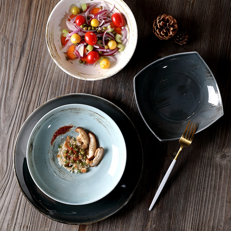 Wholesale Hotel Restaurant Tableware  Crockery Ceramic Porcelain Soup Tureen With Cover