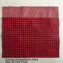 DIY Многоцветный конский мех, мягкая ткань, Леопардовый принт, Зебра, узор, сумки с полосками, аксессуары, натуральная кожа, ткань, оптовая про...(Китай)