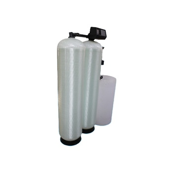 Dual Resin Tanks Ionic Exchange 4000 Liters Per Hour Water Softener Buy Ionic Exchange Water Softener Automatic Water Softening System Frp Tank Water Softener Product On Alibaba Com
