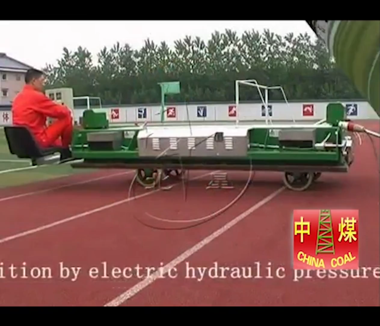 High Quality TPJ-1.5 Small Rubber paving machine