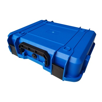 PP-M6336 OEM colorful hard small equipment plastic carry case
