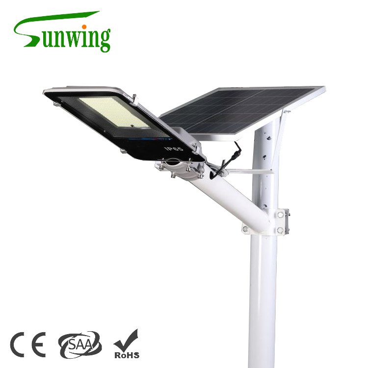 Factory prices lighting, 12V LED 50 to 300W LED lamp street <strong>light</strong> solar