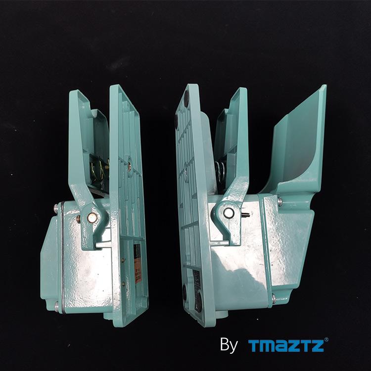 TMAZTZ TFS 방수 단일 발 스위치 헤비 듀티 페달 스위치 탑 보호 302