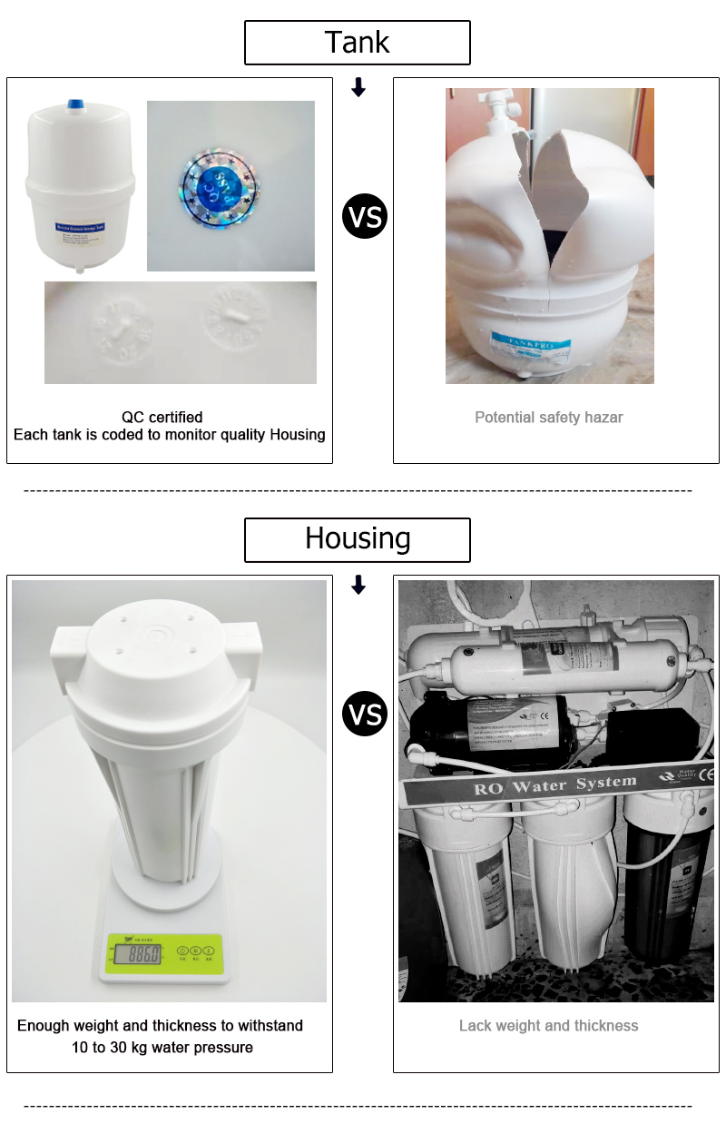 घर और औद्योगिक रिवर्स ऑस्मोसिस पीने के पानी की व्यवस्था मशीन खरीदने के लिए थोक