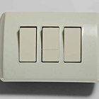 Best Selling 3 Gang electrical wall switch south american home style