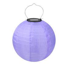 25 см светодиодный Садовый Солнечный светильник уличные фонари на солнечных батарейках водонепроницаемый Светодиодный светильник Феи гирл...(Китай)