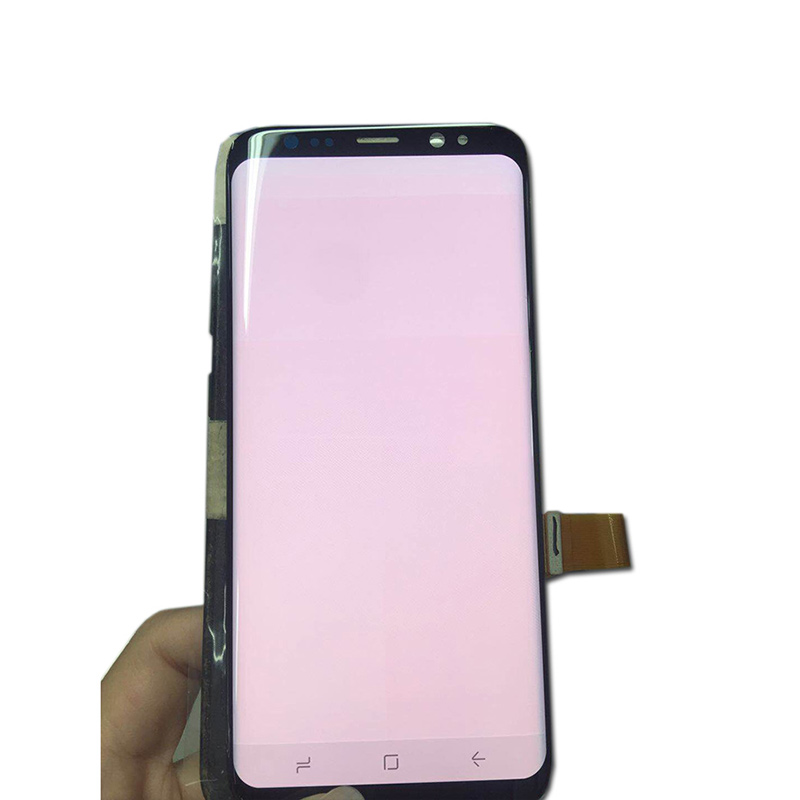 Grade B AMOLED Display screen For Samsung galaxy S5 S6 S7 S8 S9 S10 s7 edge s8 plus s9 plus s10plus <strong>lcd</strong> Screen touch replacement