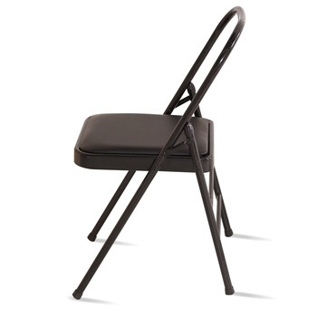 Sports Bodybuilding Eco-Friendly Natural Chair Yoga, Strong Man Training Top Selling Products 2019 Fold Metal Yoga Chair