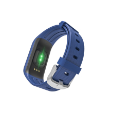 Smart Inseguitore di Fitness Braccialetto in Tempo Reale <span class=keywords><strong>Monitor</strong></span> di Frequenza Cardiaca Della Vigilanza di Sport Digitale Activity Tracker per Ios Android