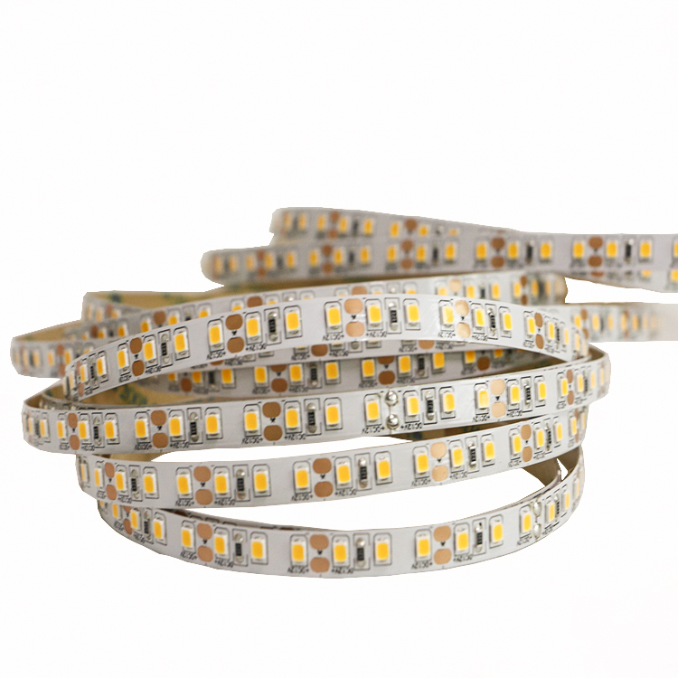 grow stripswimming  factory custom Aluminum pc  24 volt LED Lighting strip 2835 120 led CE RoHS PCB 8mm light Indoor