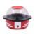 Stir Crazy Electric Hot Oil Popcorn Popper Machine With Large Lid for Serving Bowl and Convenient Storage