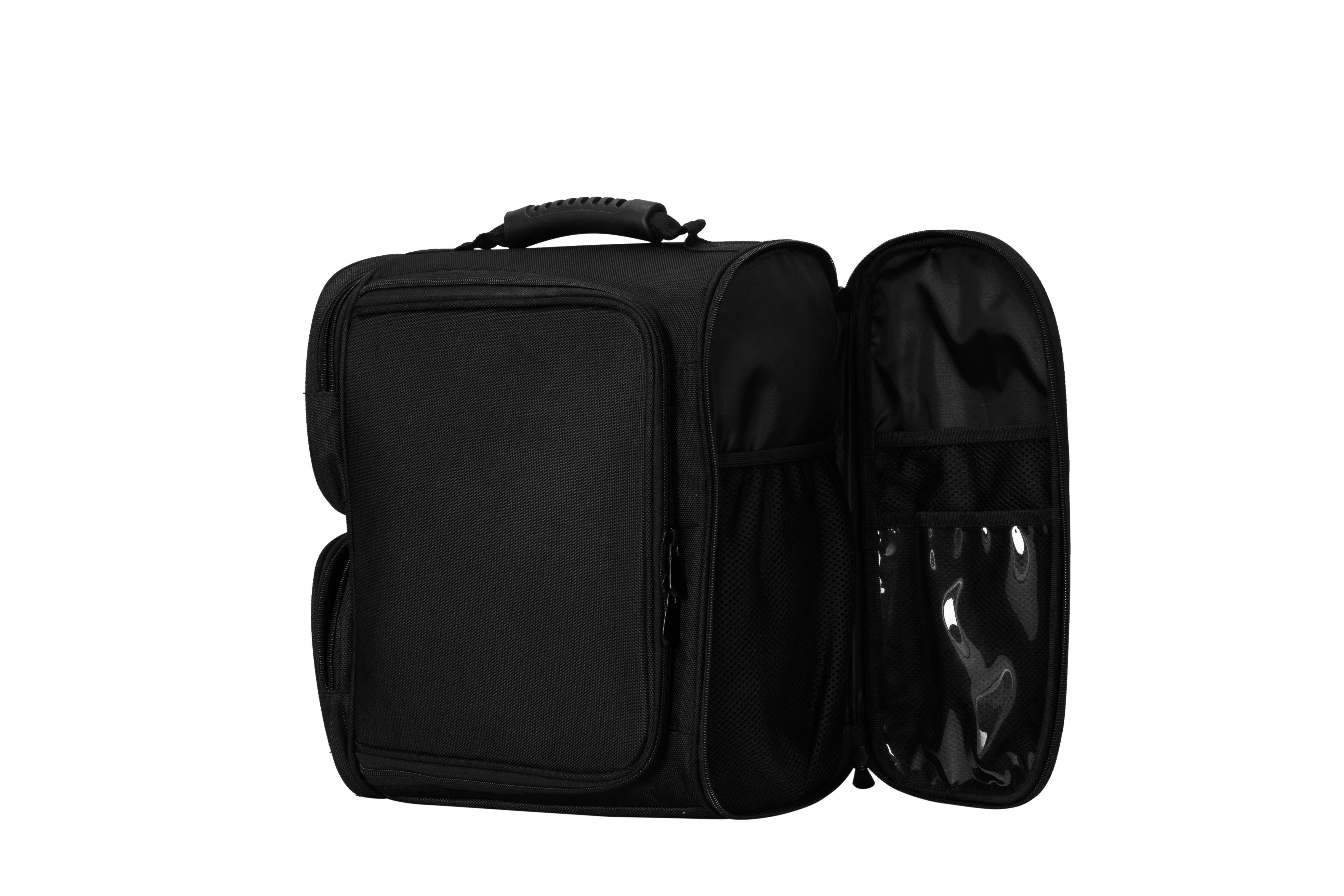 Koncai New Arrival Nylon makeup Storage bag Travel case Backpack bag
