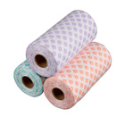 Fabric Nonstick Non-woven Wiping Rags Dishcloth Cleaning Cloth