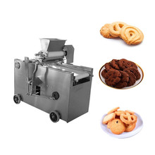 Semi automatique 200 kg/h court pain crispbaked cooky formant la machine <span class=keywords><strong>ligne</strong></span> <span class=keywords><strong>de</strong></span> <span class=keywords><strong>production</strong></span> <span class=keywords><strong>de</strong></span> biscuits