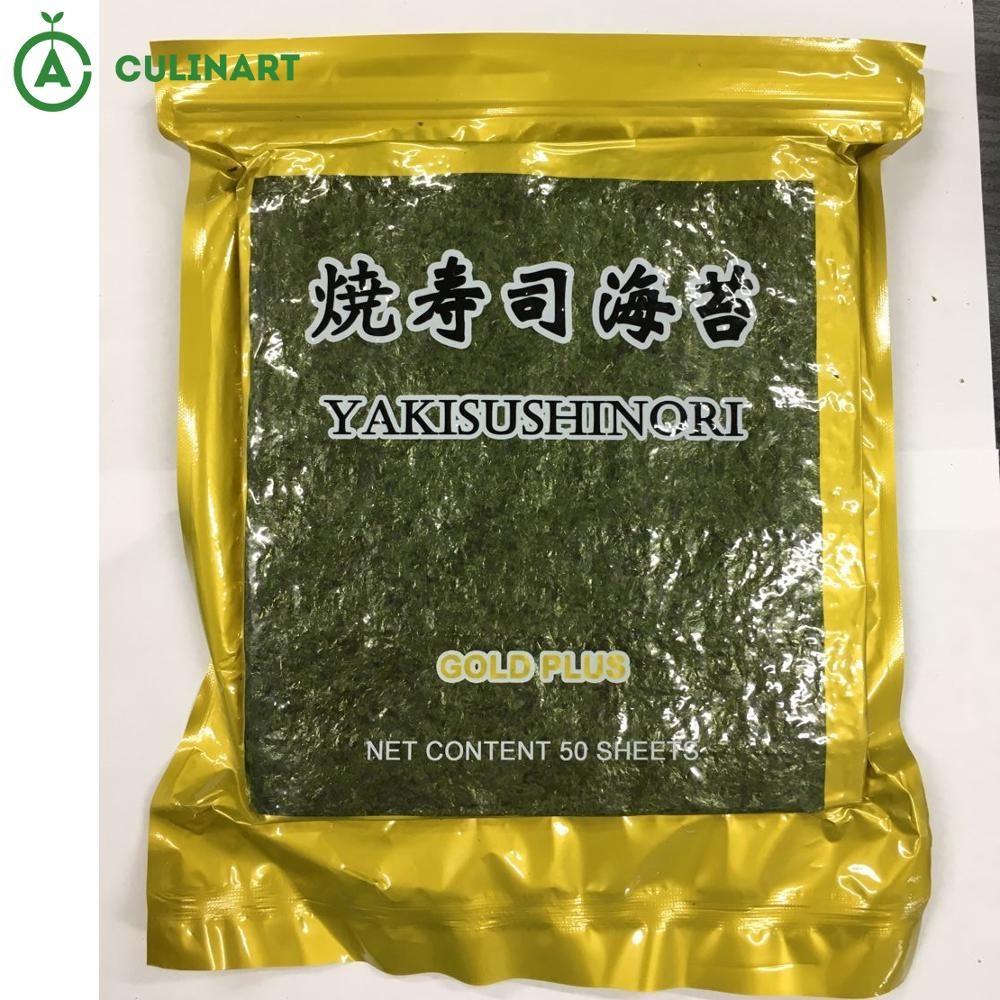 dry seaweed wakame 10sheets package yaki Sushi Nori