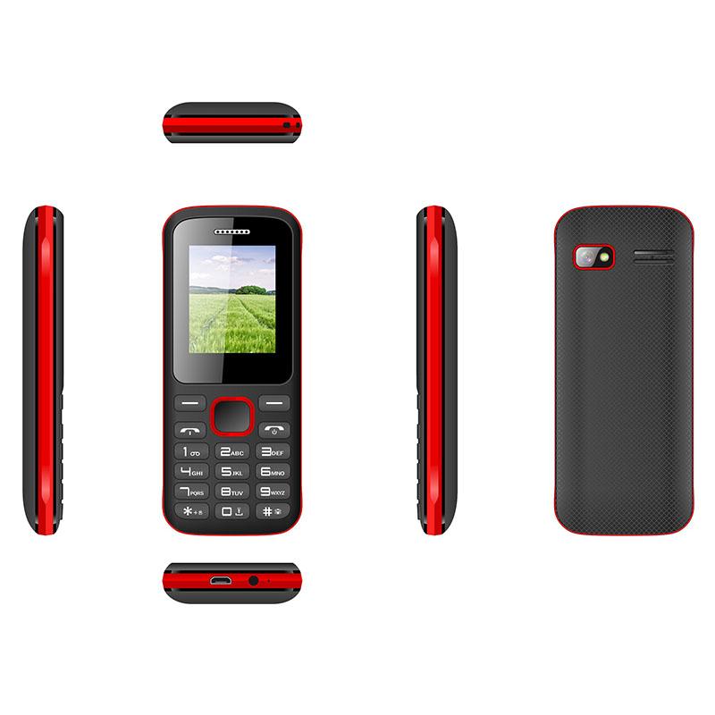 1.77Inch 2G Big Screen Big Speaker For Senior Dual Sim Feature Phone