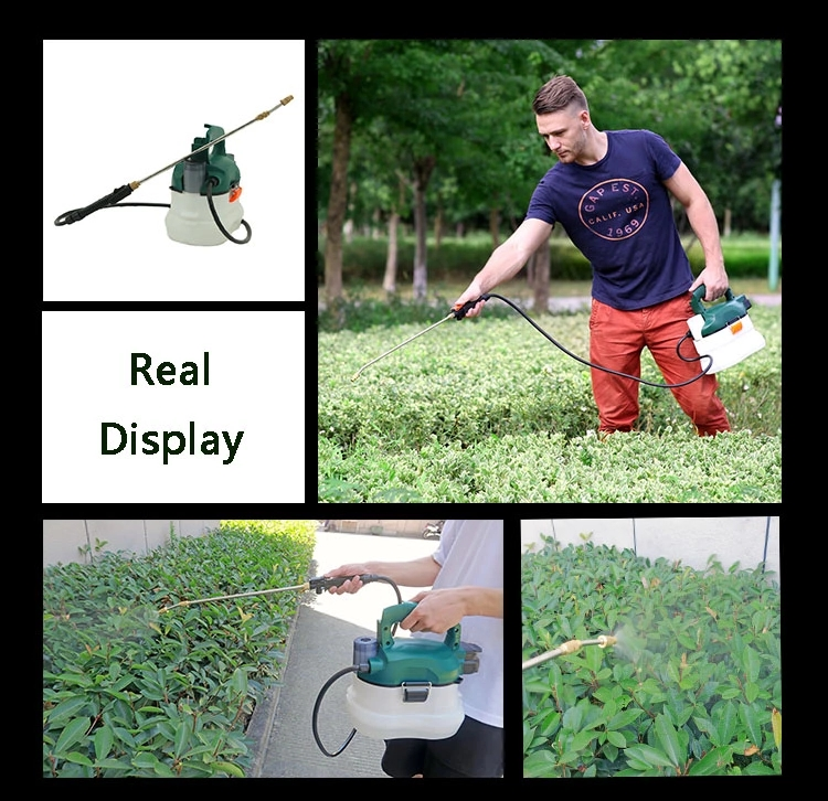 20v 4L Competitive electric sprayer china manufacturer,500ml/min 3.6welectric automatic alcohol sprayer