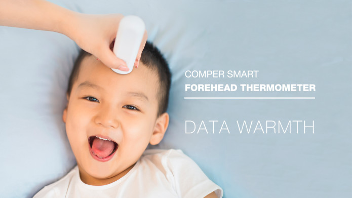 smart handest digital thermometer/thermometer forehead/thermometer infrared