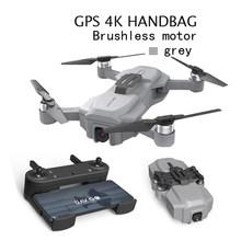 OTPRO GPS мини-Дрон 4K с HD камерой FPV, Wi-Fi, Квадрокоптер, оптическое позиционирование потока, профессиональный складной вертолет PRO1, игрушки(China)