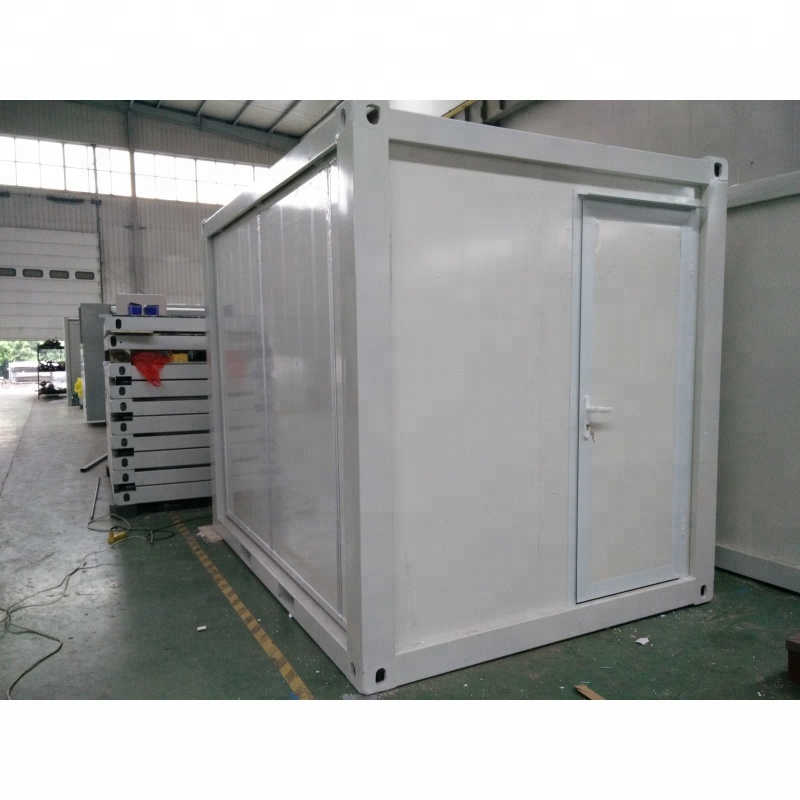 Flat Pack Modular 10Ft Mobile Prefabricated Container House for living