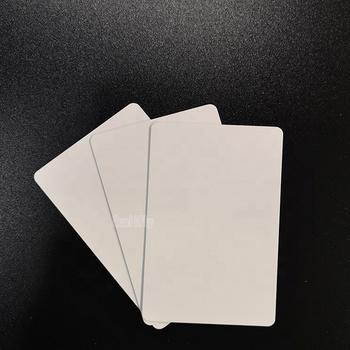 inkjet printable pvc id card blank digital inkjet printing pvc card  student card