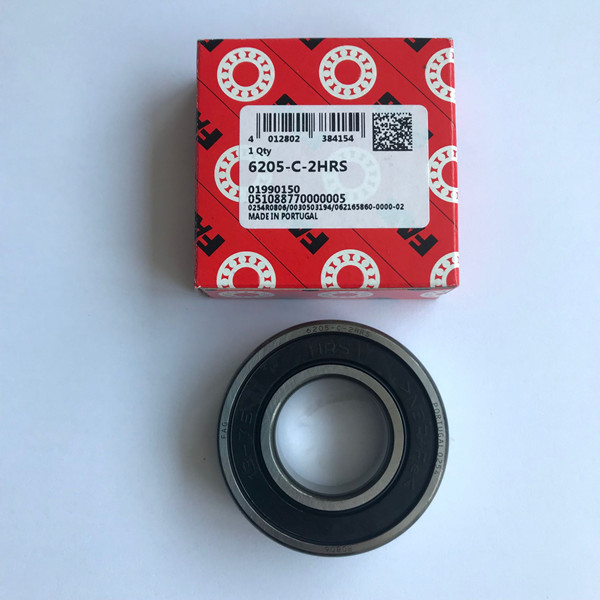 STEEL CAGE FAG 6220-C3 DEEP GROOVE BALL BEARING SINGLE ROW OPEN C3 CLEARA...