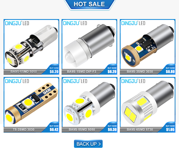 ba9s led car lights