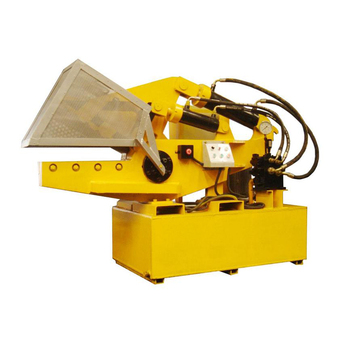 High quality ISO9001 Certified scrap metal recycling export to tube cutter cnc shearing machine manufacturers shear