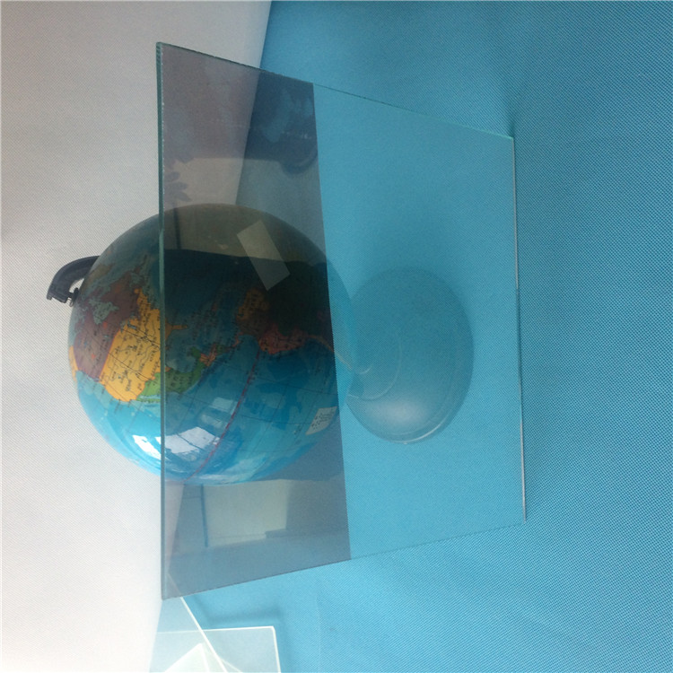 High Quality 2mm 3mm 6.7mm Transparent One Way Mirror/Two Way Mirror Glass